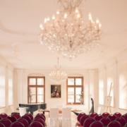 Festsaal auf Schloss Proschwitz