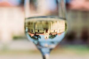 Getränkeauswahl zur Hochzeit auf Schloss Proschwitz