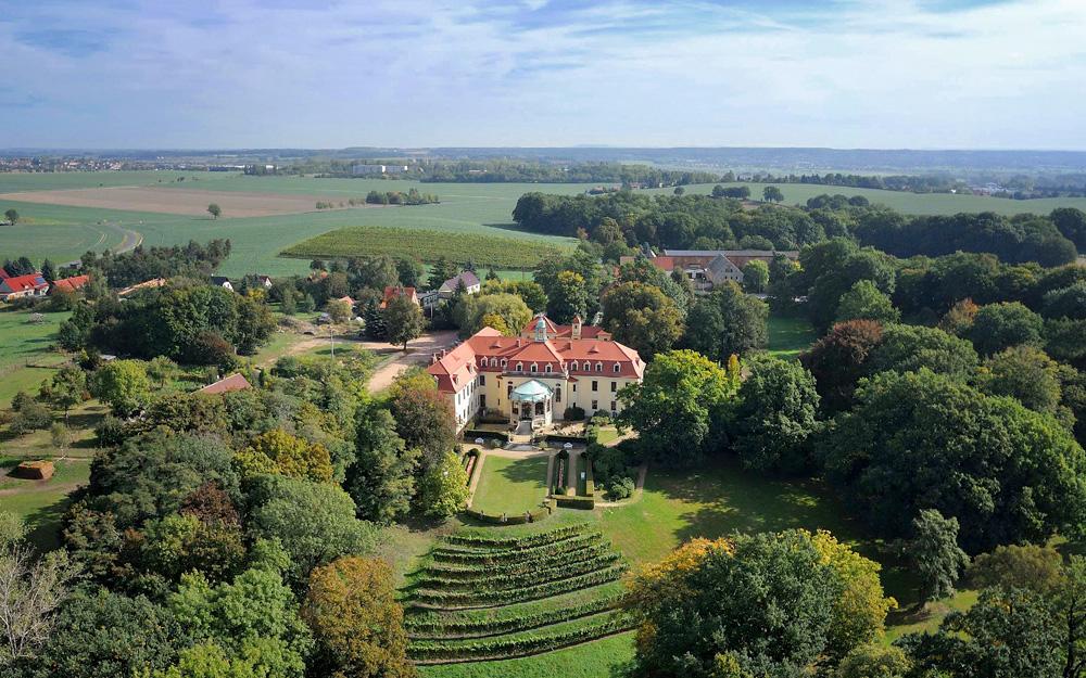 Hochzeit auf Schloss Proschwitz