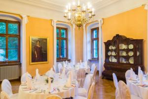 Ihr Hochzeitsmenü auf Schloss Proschwitz