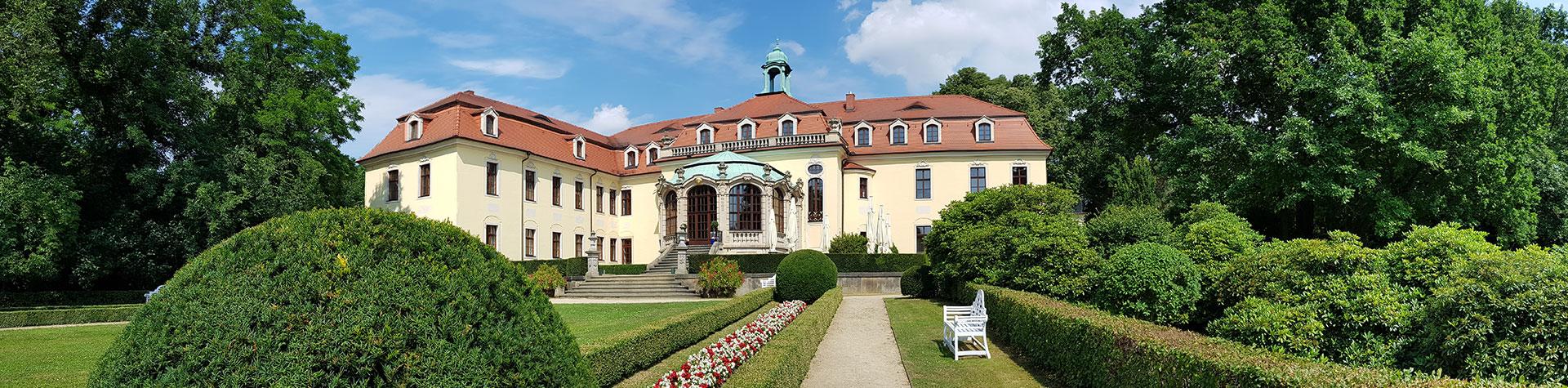 Heiraten auf Schloss Proschwitz