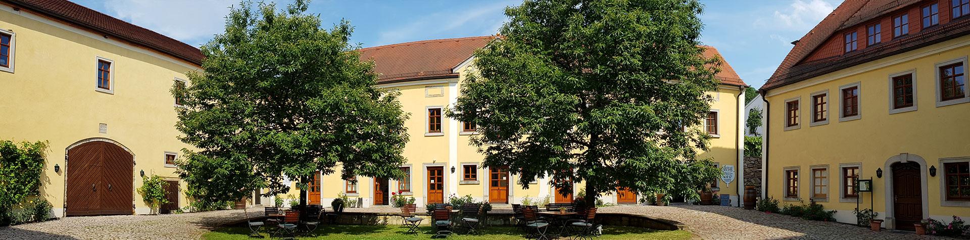 Schloss Proschwitz - Hochzeit auf dem Weingut