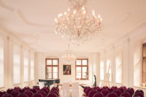 Standesamtliche Trauung auf Schloss Proschwitz
