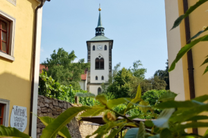 Kirchliche Trauung - Schloss Proschwitz